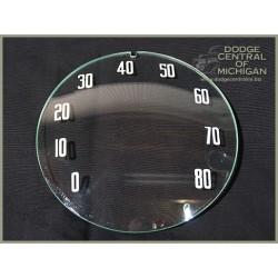 G-514 - Speedometer lens 39-47 & 46-50 PW