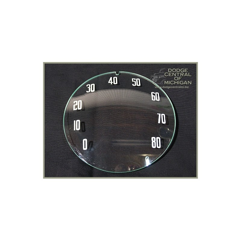 G-514 - Speedometer lens